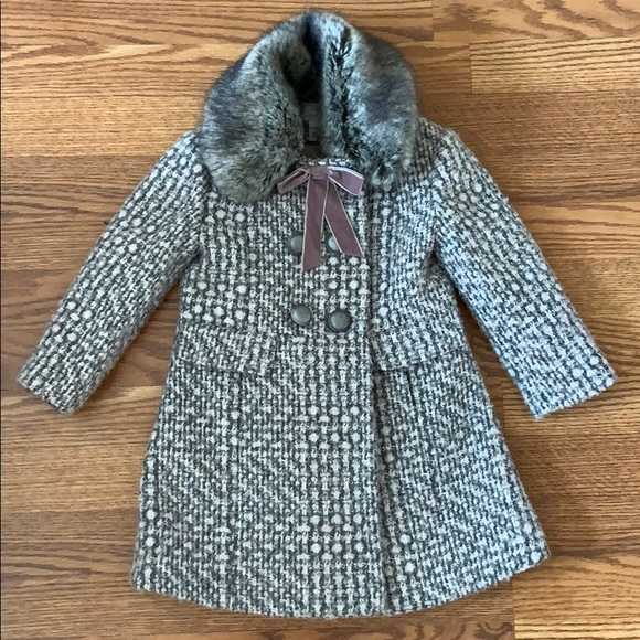 Monsoon Other - Monsoon girl coat size 3-4yrs
